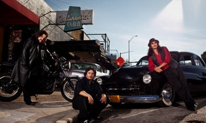 Los Lonely Boys: Los Lonely Boys on April 7 at 8 p.m.