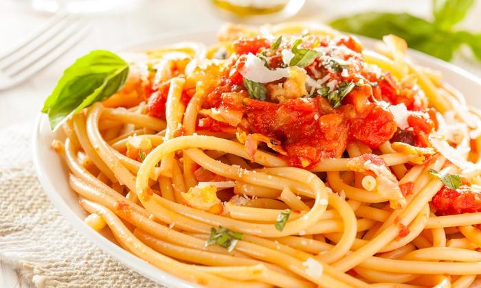 Papa Joe's Italian Restaurant (Chicago Ridge) - Chicago Ridge: $11 for $20 Worth of Italian Fare for Two at Papa Joe's Italian Restaurant