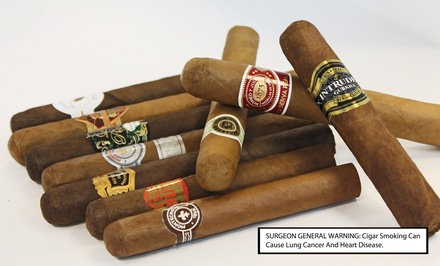 Seasonal Cigar Sampler 10-Pack from Mike's Cigars from $19.99–$39.99