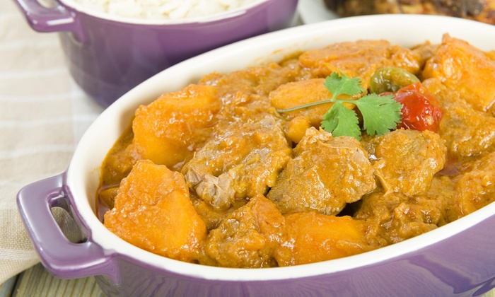 One LoveLounge - Multiple Locations: $8 for $14 Worth of Carribean Food — One LoveLounge
