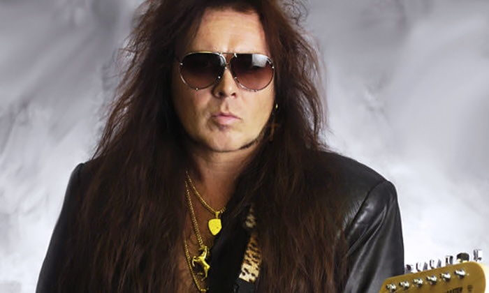 Guitar Gods Tour 2014 - Mandalay Bay Events Center: Guitar Gods Tour 2014 with Yngwie Malmsteen at House of Blues Las Vegas on July 7 at 8 p.m. (Up to 60% Off)