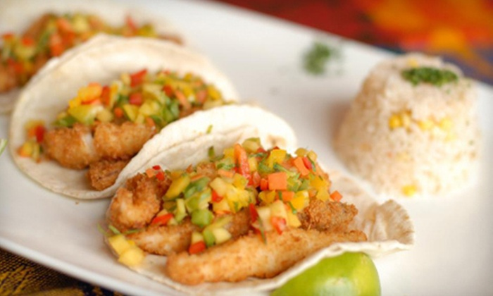 Fiesta Mexicana Restaurant - North Side: $15 Worth of Mexican & South American Fare