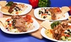 Taste of Mediterranean - The Mall at Rockingham Park Food Court: Mediterranean Meal for Two or Four at Taste of Mediterranean (Up to 46% Off)