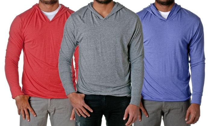 Men's NLA Tri-Blend Hoodies