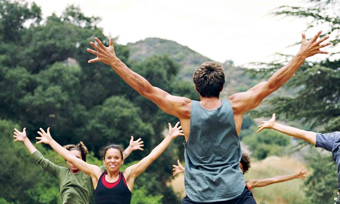180 Fitness - Greenbelt: Four Weeks of Boot Camp for One or Two at 180 Fitness (Up to 82% Off)
