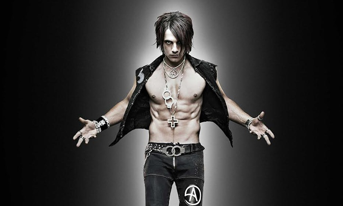 Criss Angel - Shea's Performing Arts Center: Criss Angel MINDFREAK LIVE! at Shea's Performing Arts Center on May 26 at 6 p.m. or 9 p.m. (Up to 36% Off)
