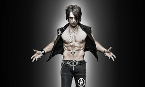 Criss Angel: Criss Angel MINDFREAK LIVE! at Shea's Performing Arts Center on May 26 at 6 p.m. or 9 p.m. (Up to 36% Off)