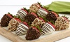Shari's Berries: $35 for 12 Gourmet Dipped Berries with Free Standard Shipping from Shari's Berries ($51.97 value)