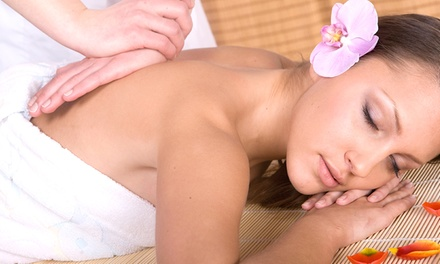 One or Three 60-MInute Relaxation or Pre-Natal Massages or Reiki Sessions at Holistic Lakewood (Up to 53% Off)