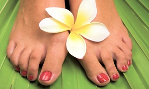 Ankle N Foot Center: Laser Toenail-Fungus Removal for One or Both Feet at Ankle N Foot Center (Up to 70% Off)