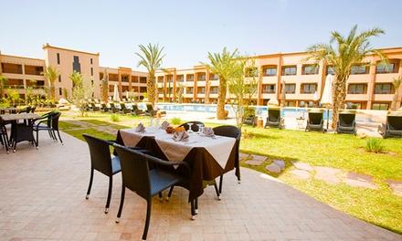 Marrakesch: 2-10 od. 15 Tage für 2 mit Frühstück, 1x Warmwasser Pool, Jacuzzi od. Hamam im 4* Zalagh Kasbah Hotel & Spa