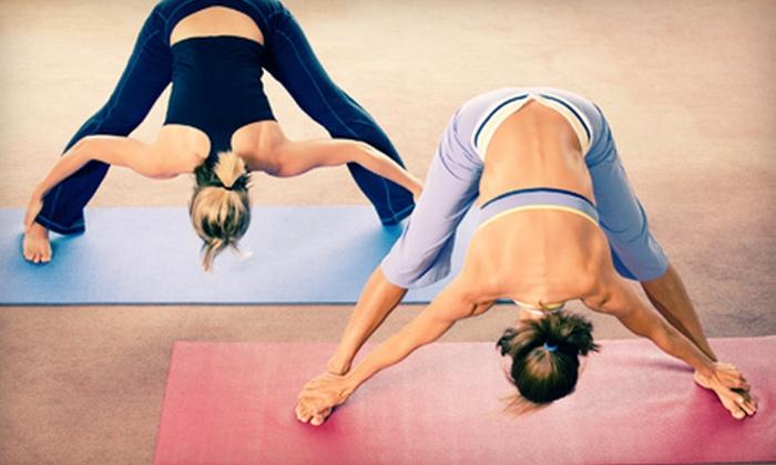 Yoga by Marietta - Delhi: 5, 10, or 20 Classes at Yoga by Marietta (Up to 61% Off)