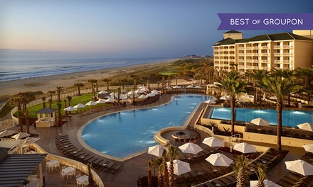 Groupon Deal: Stay at Omni Amelia Island Plantation Resort on Amelia Island, FL. Dates Available into April.