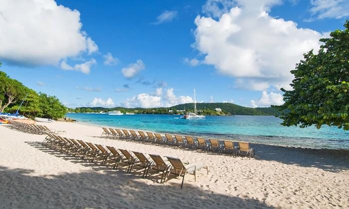 Sugar Bay Resort & Spa - St. Thomas: 4-Night Stay at Sugar Bay Resort & Spa in the US Virgin Islands