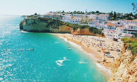 ✈ Algarve: 3, 5 or 7 Nights at a Choice of 4* Hotels with Half Board and Return Flights*