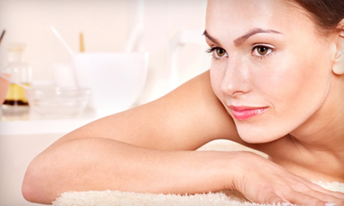 Massage 49 - Southwest Carrollton: Summer Spa Package for One or Two with Massage, Facial, and Hand Treatment at Massage 49 (55% Off)
