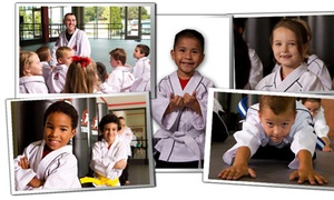 Tiger Rock Martial Arts: $38 for Three Classes with Uniform Included at Tiger Rock Martial Arts ($113 Value)