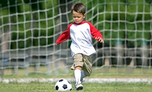 New England Sports Academy: One Day or Week of Mixed-Sports Camp or Half-Day of Preschool Camp at New England Sports Academy (Up to 50% Off)