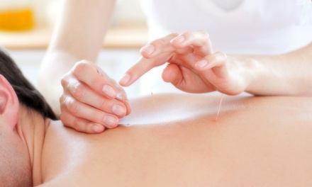 45-Minute Acupuncture Session at Whole Life Health and Wellness (Up to 82% Off)