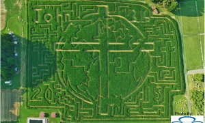 Get Lost Corn Maze: Up to 42% Off Get Lost Corn Maze at Get Lost Corn Maze