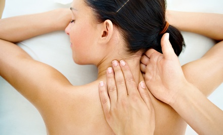 Massage Package at Bella Paloma Massotherapy (Up to 50% Off). Three Options Available.
