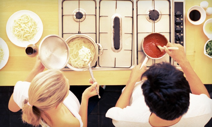 Cook&Go Culinary Studio - Chelsea: $19 for a Three-Course Cooking Workshop for One at Cook&Go Culinary Studio (Up to $39 Value)