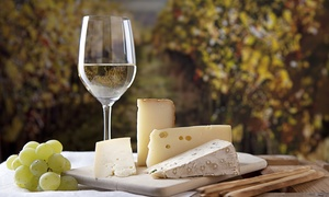 Dickens2: Wine Tasting with a Cheeseboard for Two or Four at Dickens2 (Up to 63% Off)