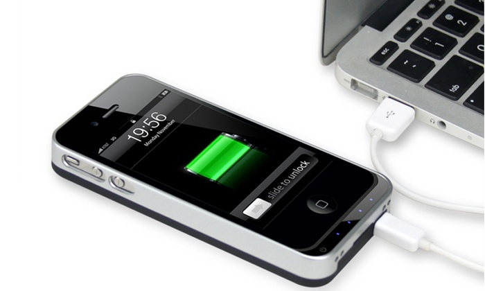 Prolix Power Battery Case for iPhone 4/4S: Prolix Power Battery Case for iPhone 4/4S. Multiple Colors Available. Free Shipping and Returns.
