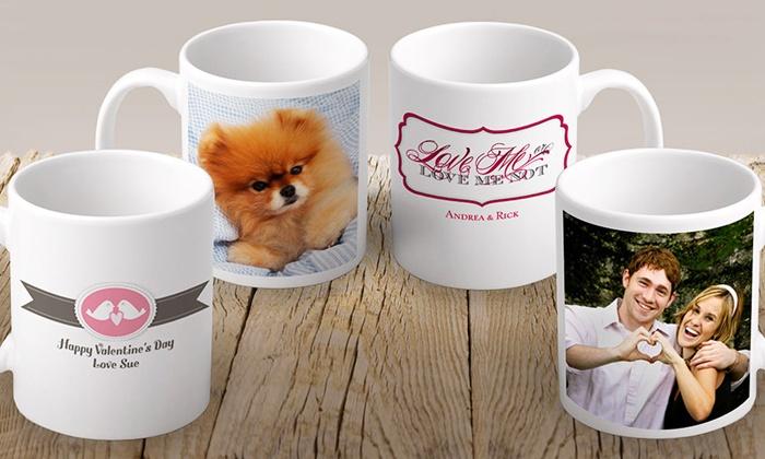 Vistaprint: $7 for a Custom Photo Mug from Vistaprint ($12 Value)