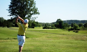 Par Line Golf Course: 18-Hole Round of Golf with Cart and Meal for Two or Four at Par Line Golf Course (Up to 59% Off)