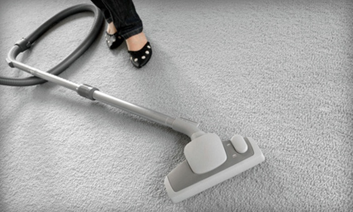Always Brite Carpets - DUMMY: Carpet Cleaning for Three Rooms or Upholstery Cleaning for Furniture from Always Brite Carpets (Up to 53% Off)