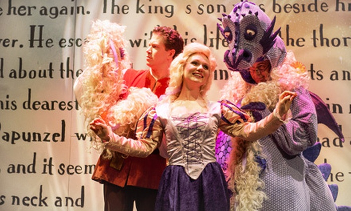 """Storybook Theater presents """"Rapunzel"""" - Duke Energy Center for the Performing Arts: $15 to See Storybook Theater's """"Rapunzel"""" at Raleigh Memorial Auditorium in Progress Energy Center (Up to $25.80 Value)"""