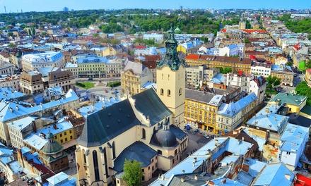 Lwów: 4-dniowa wycieczka autokarowa dla 1 osoby, 2 noce w hotelu, śniadania, zwiedzanie z Index Polska