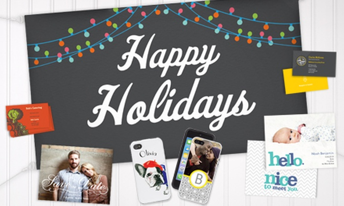 Vistaprint: $15 for $45 Worth of Custom-Printing Services from Vistaprint