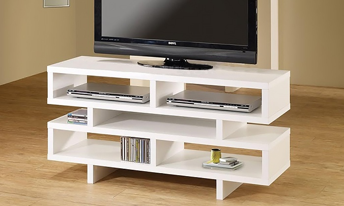 White Tv Stand Lyns Furniture Opa Locka Groupon