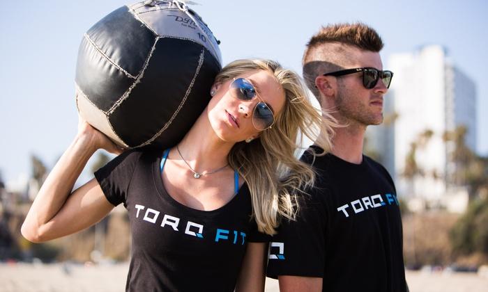 Torq F1t - Murrieta: Four Weeks of Membership and Unlimited Fitness Classes at Torq F1t (45% Off)