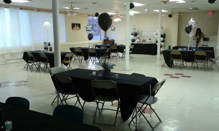 KZz Event Space - Raytown: Full-Day Banquet Hall Rental at KZz Event Space (40% Off)