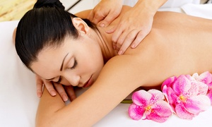 Up to 53% Off One or Three Massages at Always Tan Skin and Body, plus 6.0% Cash Back from Ebates.