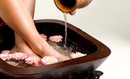 One or Three Ionic Foot-Detox Baths at Rosella's BodyTalk (Up to 62% Off)