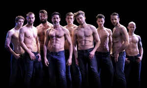 "HiM: ""HiM:Man"" Male Revue at Cube on Saturday, July 18, at 8 p.m. (Up to 42% Off)"