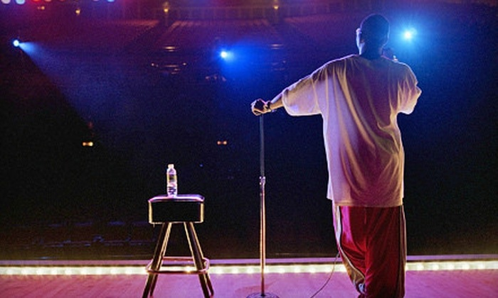 Greenwich Village Comedy Club - Greenwich Comedy Club: Standup Show with Drinks for Two, Four, or Eight at Greenwich Village Comedy Club (Up to 69% Off)
