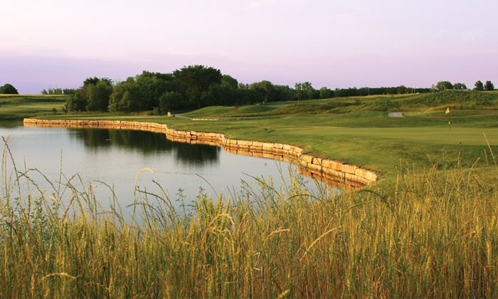 Falcon Lakes Golf Club - Basehor: 18-Hole Round of Golf for 2 or 4 with Cart Rental at Falcon Lakes Golf Club (Up to 45% Off)