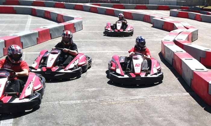 Rusty Wallace Kart Experience - Beaumont, TX: Go-Kart Racing at Rusty Wallace Kart Experience (Up to 67% Off)