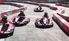 Rusty Wallace Kart Experience: Go-Kart Racing at Rusty Wallace Kart Experience (Up to 67% Off)