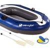Sevylor Inflatable Super Caravelle 3-Person Watercraft