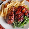 Half Off Barbeque and Pub Food at Sideliners Grill