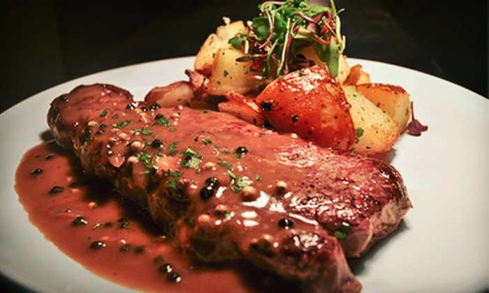 Bistro 4 - Louisville: Locally Sourced Bistro Cuisine at Bistro 4 (Half Off). Two Options Available.