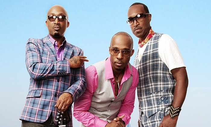 Tony! Toni! Toné! - Harrah's Resort Atlantic City: $27.25 for One Ticket to See Toni! Tony! Toné! and Color Me Badd on Saturday, August 22 (Up to 36% Off)