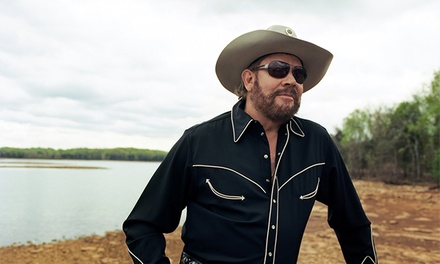 Hank Williams Jr. at Celebrate Virginia Live!  at Pancho Villa Pavilion on July 31 at 6:30 p.m. (Up to 44% Off)