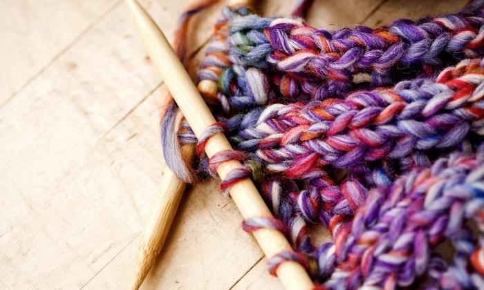Knitting101.org - Knitting101.org: Knitting Classes at Knitting101.org (Up to 56% Off). Five Options Available.